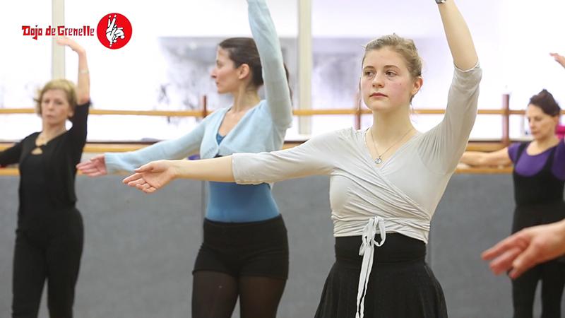 Cours de danse classique adulte Dojo de Grenelle Paris Le dojo de Grenelle