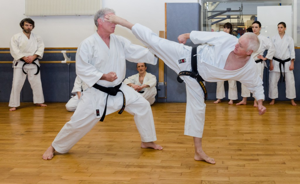 club karate 75015