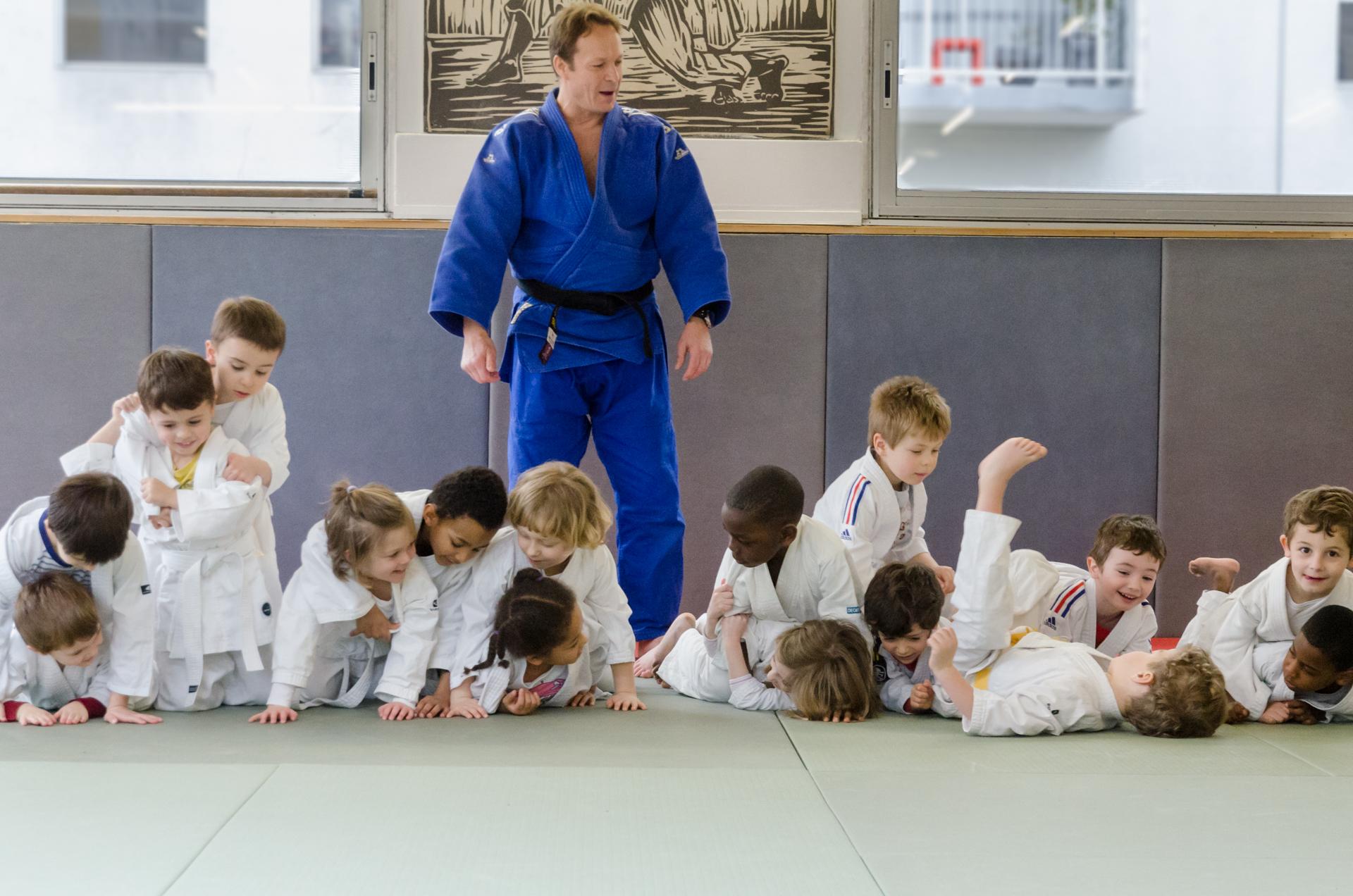 club judo 75015